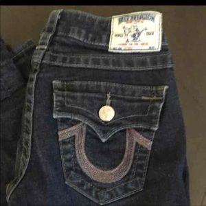 True religion jeans w 26